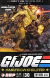 Cover for G.I. Joe: America's Elite (Devil's Due Publishing, 2005 series) #30
