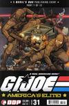 Cover for G.I. Joe: America's Elite (Devil's Due Publishing, 2005 series) #31