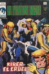 Cover for Pantera Negra (Ediciones Vértice, 1978 series) #6