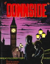 Cover Thumbnail for Downside (Eclipse, 1993 series)