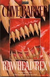 Cover Thumbnail for Rawhead Rex (Eclipse, 1994 series)