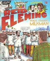 Cover Thumbnail for Reid Fleming, World's Toughest Milkman (Eclipse, 1986 series) #1