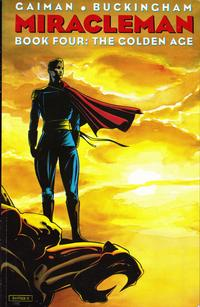 Cover Thumbnail for Miracleman (Eclipse, 1988 series) #4 - The Golden Age