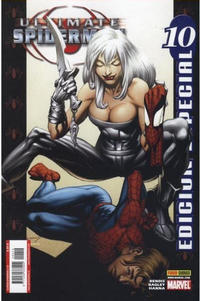 Cover Thumbnail for Ultimate Spiderman (Panini España, 2006 series) #10