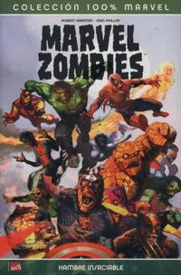 Cover Thumbnail for Marvel Zombies (Panini España, 2007 series) #[nn]