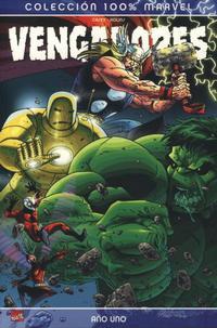 Cover Thumbnail for 100% Marvel: Vengadores Año Uno (Panini España, 2006 series) #[nn]