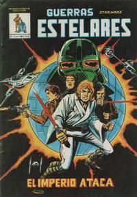 Cover Thumbnail for Guerras Estelares (Ediciones Vértice, 1981 series) #1