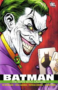 Cover Thumbnail for Batman: The Man Who Laughs (DC, 2008 series)