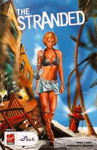 Cover Thumbnail for The Stranded (Virgin, 2007 series) #1