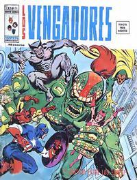Cover Thumbnail for Los Vengadores (Ediciones Vértice, 1974 series) #19