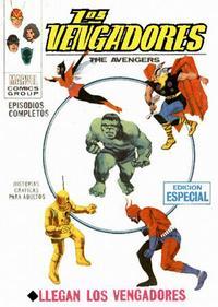 Cover Thumbnail for Los Vengadores (Ediciones Vértice, 1969 series) #1