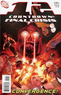 Cover for Countdown (DC, 2007 series) #12