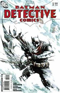 Cover Thumbnail for Detective Comics (DC, 1937 series) #842