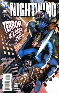Cover Thumbnail for Nightwing (DC, 1996 series) #142