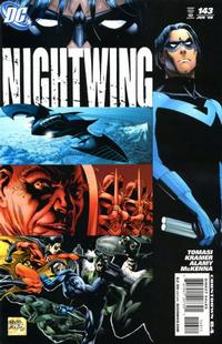 Cover Thumbnail for Nightwing (DC, 1996 series) #143