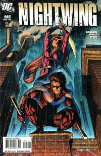Cover for Nightwing (DC, 1996 series) #145