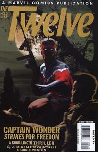 Cover Thumbnail for The Twelve (Marvel, 2008 series) #2