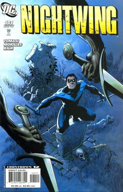 Cover for Nightwing (DC, 1996 series) #141