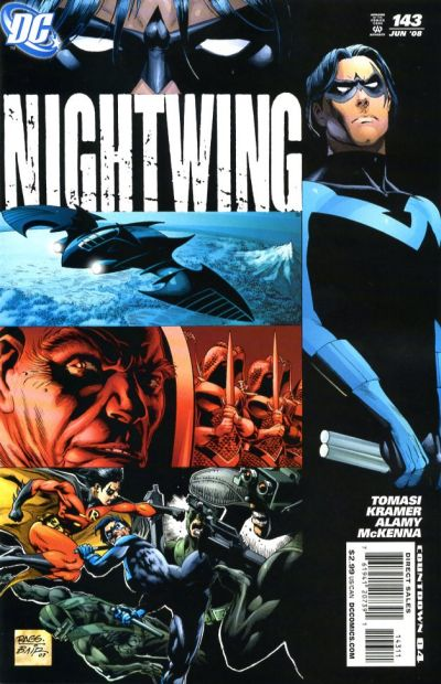 Cover for Nightwing (DC, 1996 series) #143
