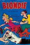 Cover for Blondie (Åhlén & Åkerlunds, 1956 series) #5/1957