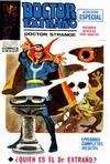 Cover for Doctor Extraño (Ediciones Vértice, 1972 series) #1