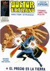 Cover for Doctor Extraño (Ediciones Vértice, 1972 series) #2