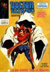 Cover for Doctor Extraño (Ediciones Vértice, 1972 series) #4