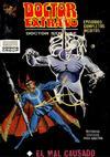 Cover for Doctor Extraño (Ediciones Vértice, 1972 series) #9