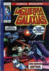 Cover for La Guerra De Las Galaxias (Editorial Bruguera, 1977 series) #6