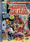 Cover for La Guerra De Las Galaxias (Editorial Bruguera, 1977 series) #7