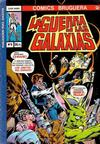 Cover for La Guerra De Las Galaxias (Editorial Bruguera, 1977 series) #9