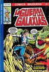 Cover for La Guerra De Las Galaxias (Editorial Bruguera, 1977 series) #10