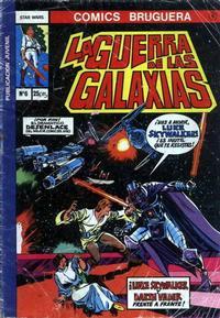 Cover Thumbnail for La Guerra De Las Galaxias (Editorial Bruguera, 1977 series) #6