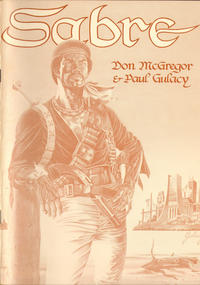 Cover Thumbnail for Sabre (Eclipse, 1978 series)