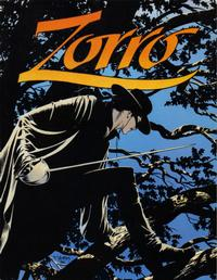 Cover Thumbnail for Zorro in Old California (Eclipse, 1986 series)