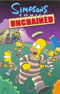 Cover Thumbnail for Simpsons Comics Unchained (HarperCollins, 2001 series)