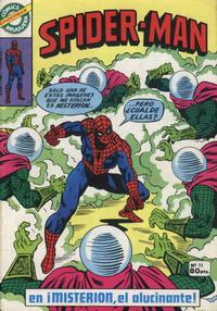 Cover Thumbnail for Spider-Man (Editorial Bruguera, 1980 series) #11