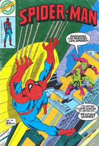 Cover Thumbnail for Spider-Man (Editorial Bruguera, 1980 series) #19