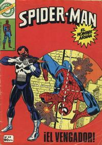 Cover Thumbnail for Spider-Man (Editorial Bruguera, 1980 series) #68