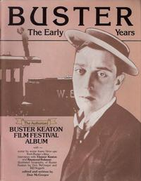 Cover Thumbnail for Buster Keaton (Eclipse, 1982 series)