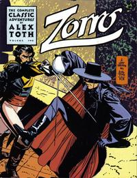 Cover Thumbnail for Zorro: The Complete Classic Adventures by Alex Toth (Eclipse, 1988 series) #2