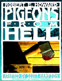 Cover Thumbnail for Pigeons from Hell (Eclipse, 1988 series)