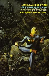 Cover Thumbnail for Miracleman (Eclipse, 1988 series) #3 - Olympus