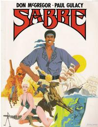 Cover Thumbnail for Sabre (Eclipse, 1988 series)