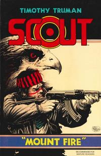 Cover Thumbnail for Scout Mount Fire (Eclipse, 1989 series)