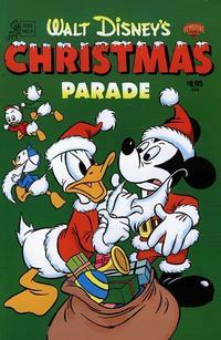 Cover Thumbnail for Walt Disney's Christmas Parade (Gemstone, 2003 series) #3