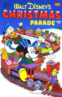 Cover Thumbnail for Walt Disney's Christmas Parade (Gemstone, 2003 series) #4