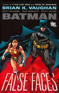 Cover Thumbnail for Batman: False Faces (DC, 2008 series)