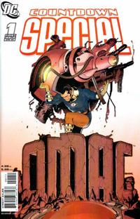 Cover Thumbnail for Countdown Special: OMAC (DC, 2008 series) #1