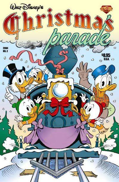 Cover for Walt Disney's Christmas Parade (Gemstone, 2003 series) #2